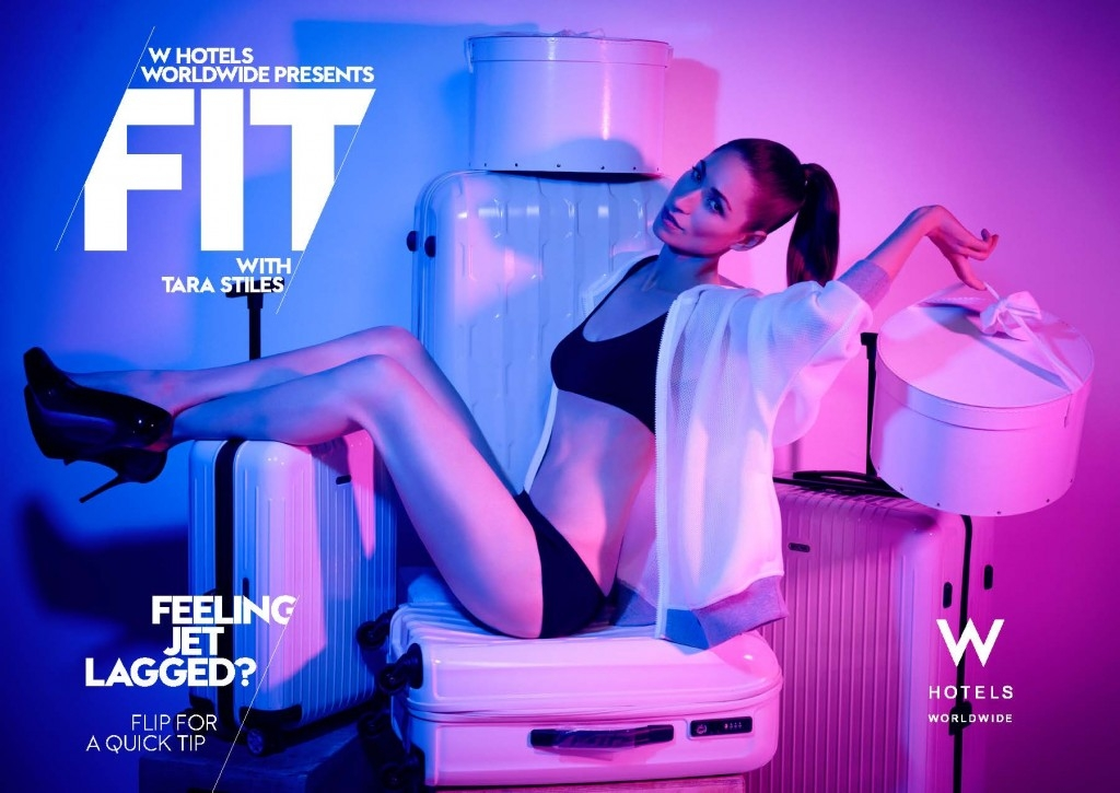 FIT with Tara Stiles Tip Card Jet Lag 1024x725