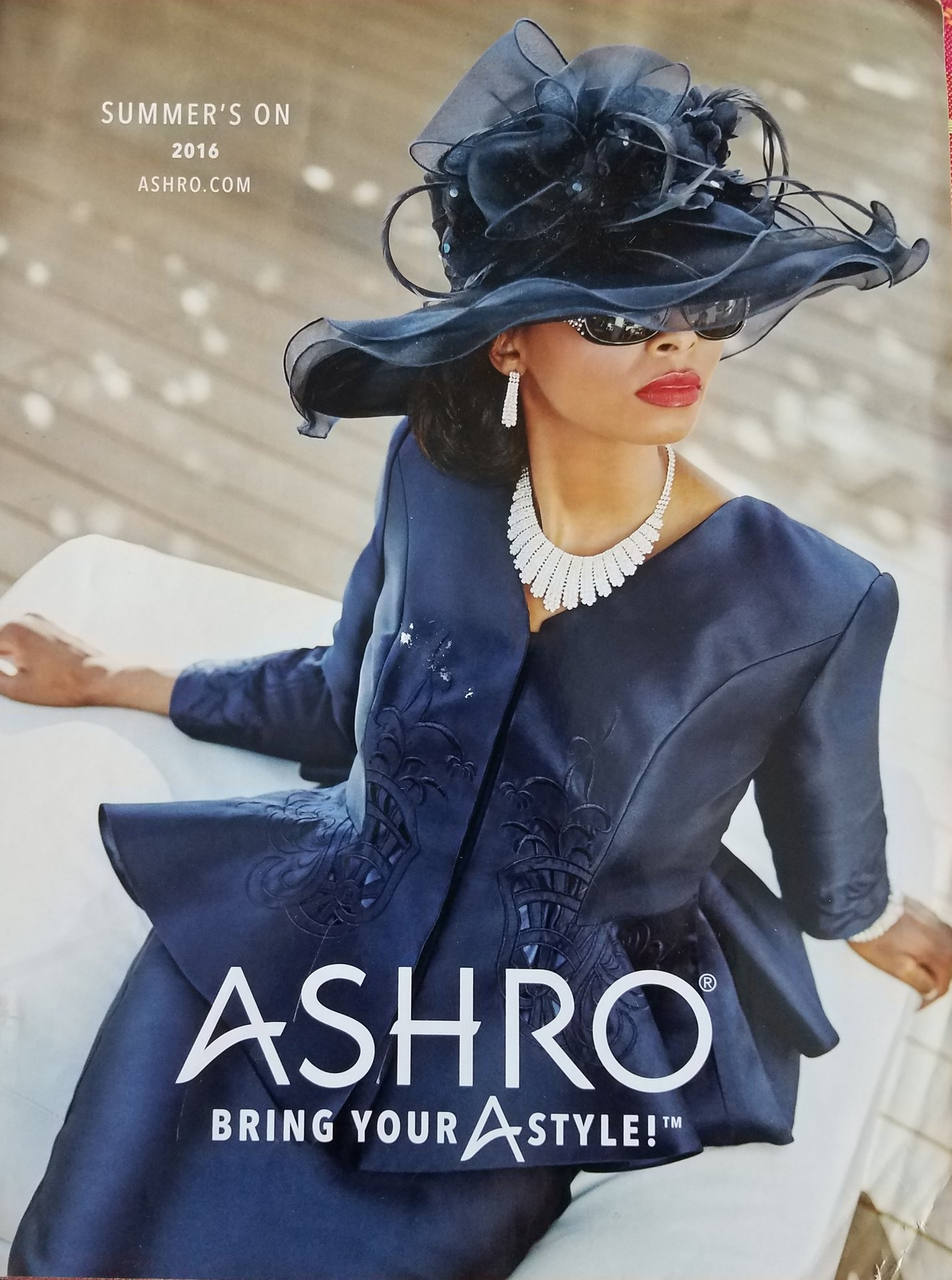 Ashro Catalog Covers by Cathy Davis | Makeup