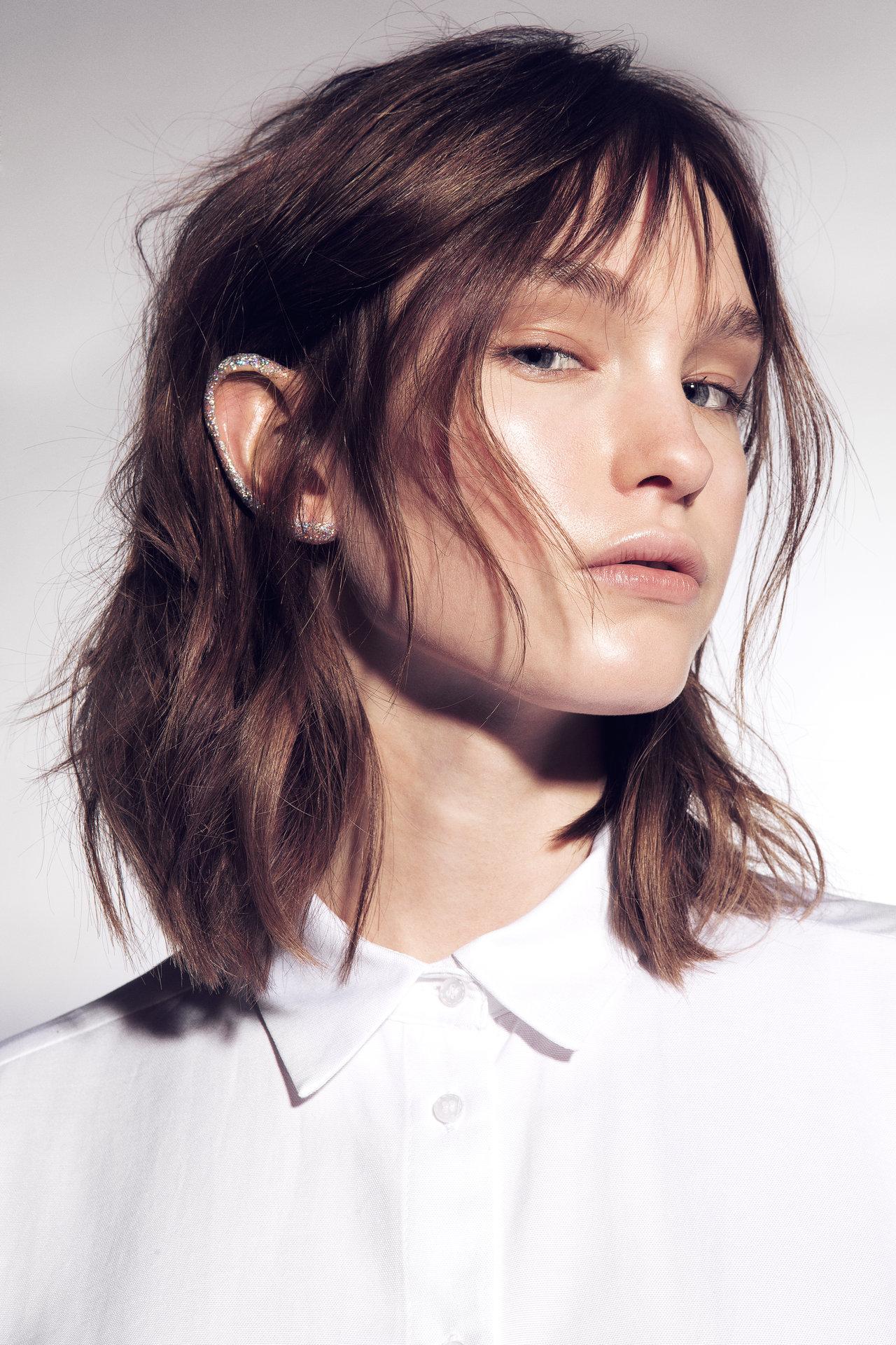 JUTE MAGAZINE I Hair, Makeup & Manicure: Melanie Volkart Styling: Mimmi Schöldström Stucki Photographer: Ellin Anderegg